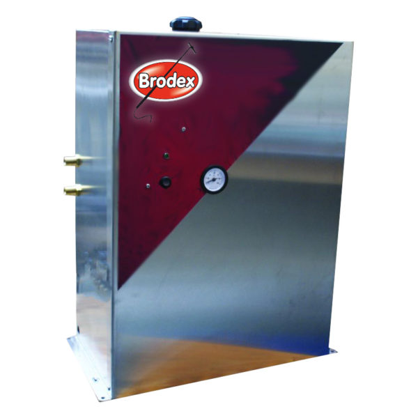 Diesel Powered Hot Water System