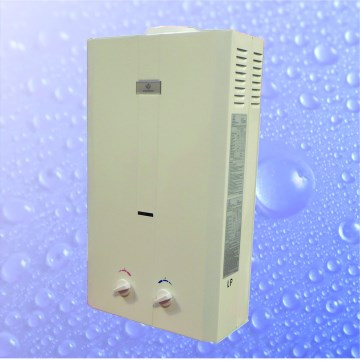 L10 – Gas Powered Water Heater