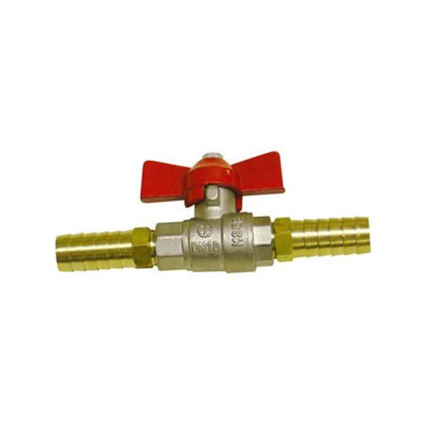 Inline (0.5 inch) Hose Tap – Brass