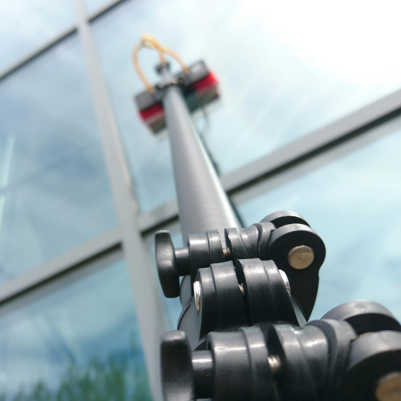 Raptor Carbon Fibre Window Cleaning Poles Brodex