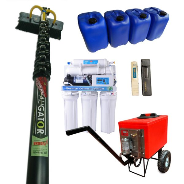 Window Cleaning Starter Kit